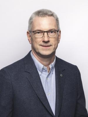 Svein Erik Thyrhaug portrett