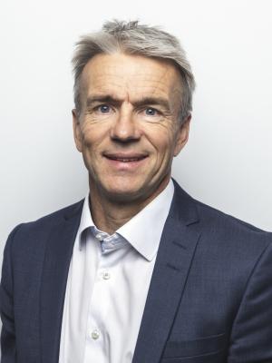 Alf Eirik Røkenes portrett