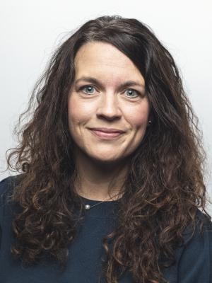 Kathrine Tveiterås portrett