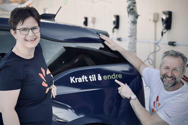 Frøydis og Stein Gunnar