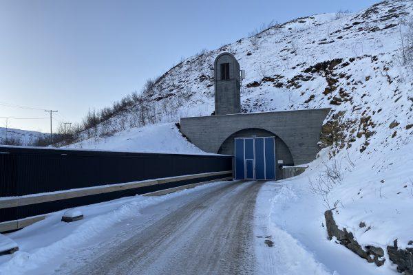 Portal og vinterinngang